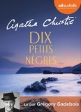 Agatha Christie - Dix petits nègres. 1 CD audio MP3