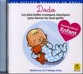 Edwige Antier - Dodo - Les plus belles musiques classiques pour bercer les tout-petits.