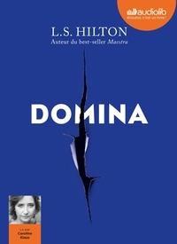 L. S. Hilton - Domina. 1 CD audio MP3