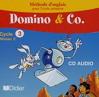 Didier - Domino and Co Cycle 3 Niveau 2 - 2 CD audio classe.