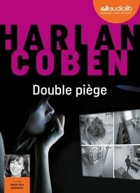 Harlan Coben - Double piège. 1 CD audio MP3
