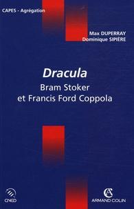 Max Duperray et Dominique Sipière - Dracula de Bram Stoker et Francis Ford Coppola.