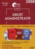Dalloz - Droit administratif - CD-ROM.