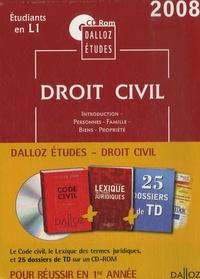 Dalloz - Droit civil - CD-ROM.