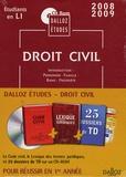 Dalloz-Sirey - Droit civil - Etudiant en L1.