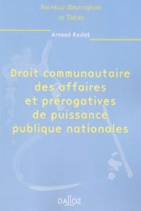 Droit communautaire des affaires et prérogatives de puissance publique nationales.pdf