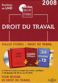 Dalloz - Droit du travail - CD-Rom.