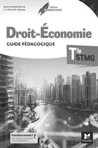 Jean-Charles Diry et Régine Aidemoy - Droit-Economie Tle STMG Perspectives - Guide pédagogique.