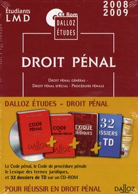 Dalloz - Droit pénal - CD-ROM.