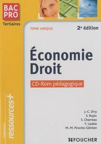 Economie Droit Bac pro tertiaires - CD-ROM pédagogique.pdf