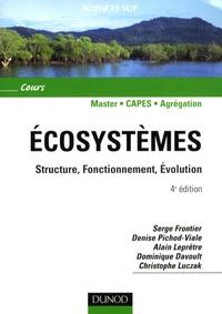 Serge Frontier et Denise Pichod-Viale - Ecosystèmes - Structure, Fonctionnement, Evolution.
