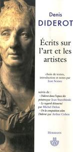 Denis Diderot - Ecrits sur l'art et les artistes.
