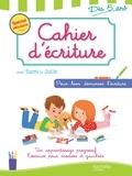 Hachette Education - Cahier d'écriture avec Sami et Julie - Dès 5 ans.