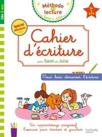 Hachette Education - Cahier d'écriture Sami et Julie - Dès 5 ans.
