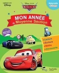 Hachette Education - Cars Mon année de Moyenne Section.