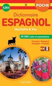 Deedr.fr Dictionnaire Espagnol Hachette & Vox - Français-espagnol espagnol-français Image