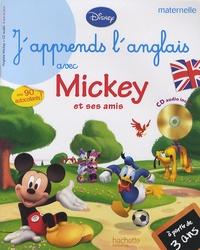 Hachette Education - J'apprends l'anglais avec Mickey et ses amis. 1 CD audio