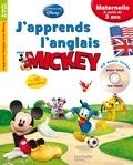 Hachette Education - J'apprends l'anglais avec Mickey - Maternelle à partir de 3ans. 1 CD audio
