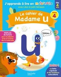 Hachette Education - Le cahier de Madame U - Niveau 4.