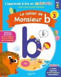 Hachette Education - Le cahier de Monsieur B - Niveau 3.