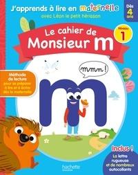 Hachette Education - Le cahier de monsieur M - Niveau 1.