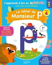Hachette Education - Le cahier de Monsieur P.