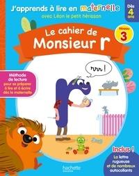 Hachette Education - Le cahier de Monsieur R - Niveau 3.