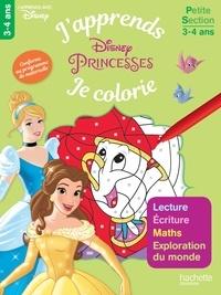 Sennaestube.ch Les princesses j'apprends en coloriant PS Image