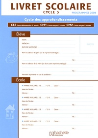 Birrascarampola.it Livret scolaire Cycle 3 : CE2, CM1, CM2 - Programmes 2008 Image