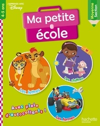 Hachette Education - Ma petite école - Moyenne Section.