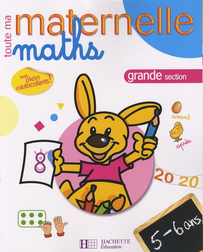 Maths Grande Section 5 6 Ans