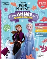 Hachette Education - Mon année de Grande Section - Reine des Neiges 2.