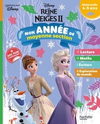 Manuel pdf à télécharger gratuitement Mon année de MS Reine des Neiges 2 9782017083122 MOBI FB2 ePub