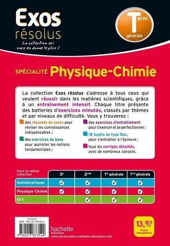 Physique Chimie Tle générale  Edition 2020
