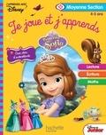 Hachette Education - Princesse Sofia Je joue et j'apprends - Moyenne Section 4-5 ans.