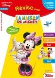 Hachette Education - Révise avec La Maison de Mickey 2-3 ans - J'entre en Petite Section.