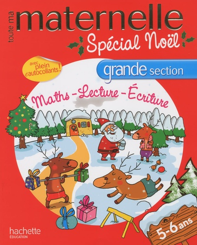 Toute Ma Maternelle Grande Section Special Noel