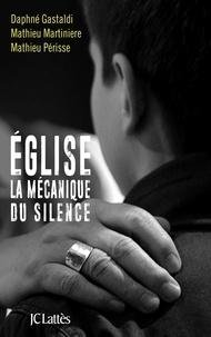 Daphné Gastaldi et Mathieu Martinière - Eglise - La mécanique du silence.