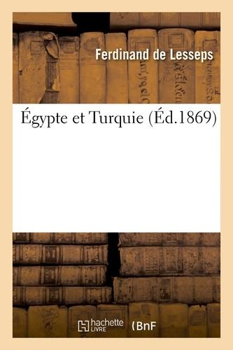Hachette BNF - Égypte et Turquie.