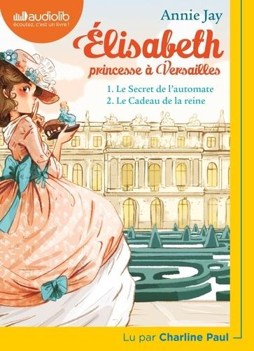 """Afficher """"Elisabeth, princesse à Versailles, t 1 et t 2"""""""