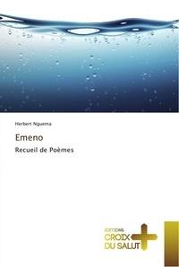 Herbert Nguema - Emeno - Recueil de poemes.