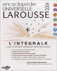 Emme - Encyclopédie universelle Larousse l'intégrale - CD-ROM.