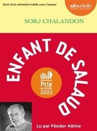Sorj Chalandon - Enfant de salaud - Suivi d'un entretien inédit avec l'auteur. 1 CD audio MP3