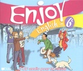 Odile Plays Martin-Cocher - English 6e Enjoy - 3 CD audio pour la classe.