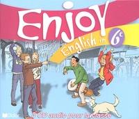 Odile Plays Martin-Cocher - English 6e Enjoy - 3 CD audio pour la classe.