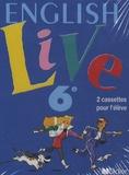 Annie Scoffoni - English Live 6e - Coffret 2 Cassettes Audio.
