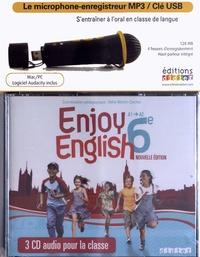 Enjoy English 6e - Avec le microphone-enregistreur MP3 / Clé USB.pdf