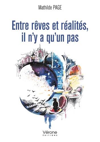 Maud Lepage - Entre rêves et réalités, il n'y a qu'un pas.