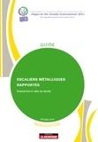 Le Moniteur - Escaliers métalliques rapportés - Conception et mise en oeuvre.