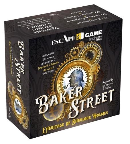 Escape Game Baker Street L Heritage De Sherlock Holmes